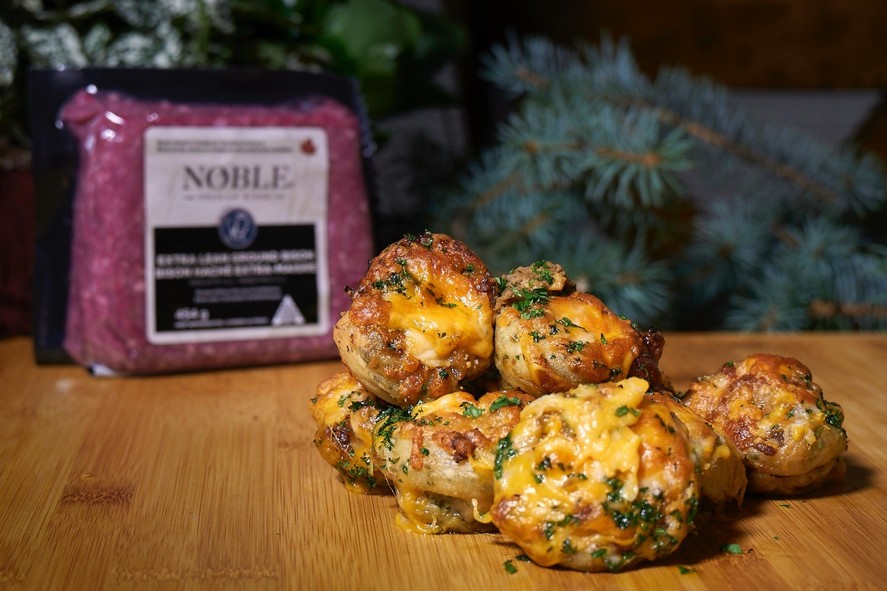 Looking for Tasty Recipes for the Holiday Season? How about bison! article image