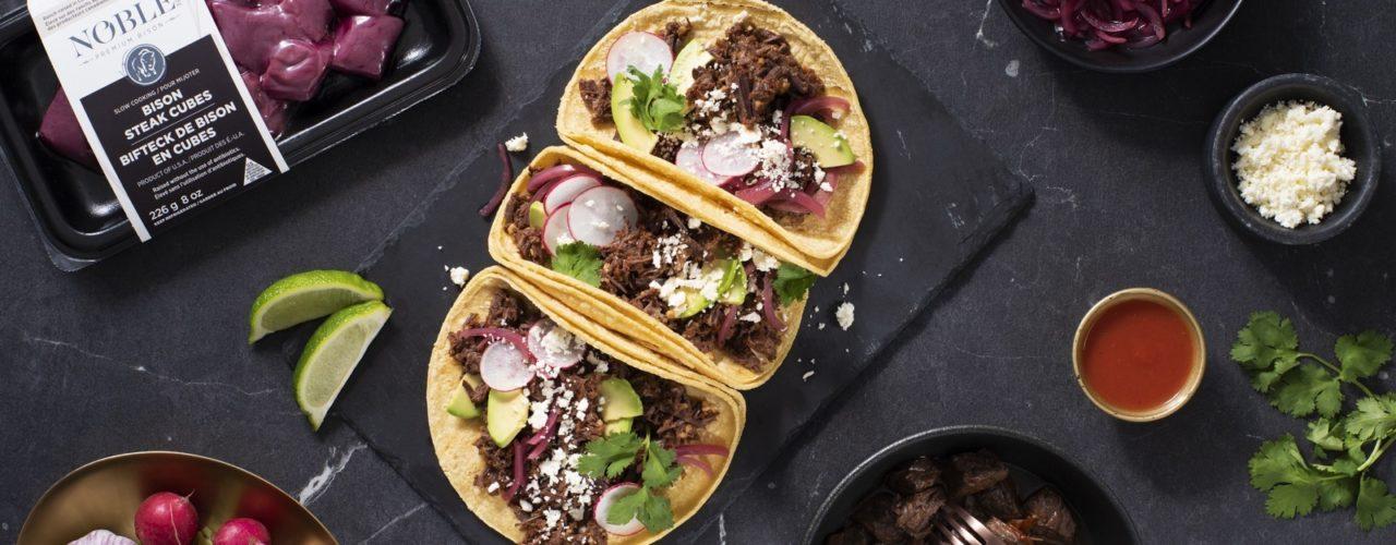 Bison Carnitas Tacos article image