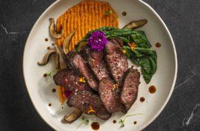 Teriyaki bizons entrecote met zoete aardappel en paksoi article image