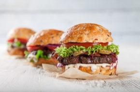 Bison Gorgonzola Burgers article image