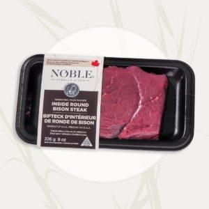 Inside Round <br>Bison Steak